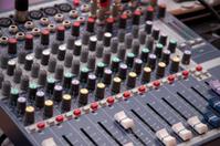 Music control panel