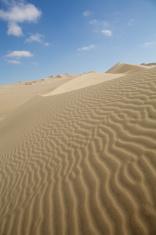 Peru dune ripples desert