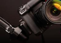 Camera Lens and Tripod head