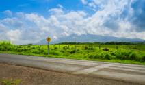 road in costa rica