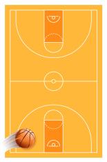 basketball playing field