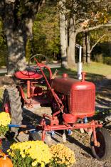 Old Harvester