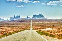 Arizona Monument Valley  HDR