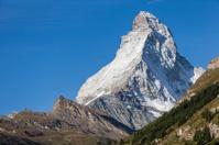 Matterhorn in the morning light