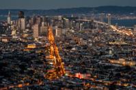 San Francisco at Twilight