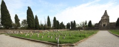 Crespi d'Adda graveyard