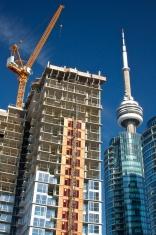 Condo Construction in Toronto