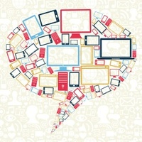 Social bubble gadget