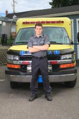 Paramedic Job - Front of