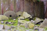 Abandoned Millstones, Burbage, Peak District, England