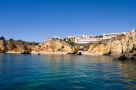 Praia da Dona Ana on Portugal's Algarve coast near Lagos