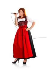 Female Austrian Singer