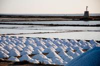 Sicily: Marsala Saltworks.