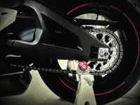 Motorcycle Rear
