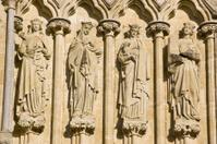 Female Saints, Salisbury Cathedral