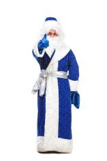 Travesty Actors Genre Depict Santa Claus