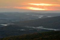 Lehigh Valley at Sunrise