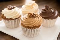 Four Cupcakes