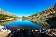 Tatra. Valley of Five Polish Ponds.