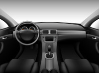 Dashboard - car interior