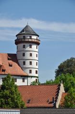 Castle in Rimpar, Germany