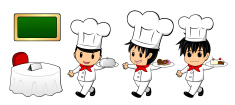 Service Chef with Bakery