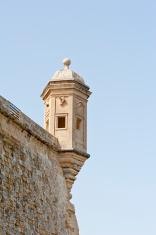 Maltese watchtower