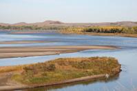 Missouri River Sand Bars