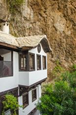 Blagaj, Bosnia and Herzegovina - dervish monastery