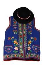 men's national folk costume of Polish mountaineer