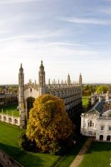 Cambridge autumn morning