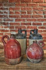 Old Pottery Still Life
