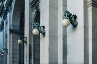 building facade light fixture