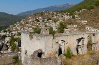 Ruins of Kayakoy, Fethiye