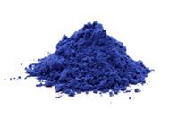 blue indigo powder