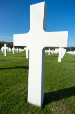 American headstone