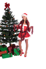 Santa's Sexy Helper
