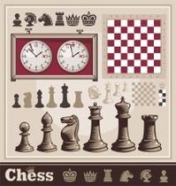 Chess design elements