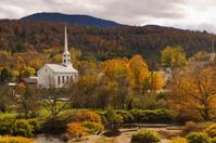Stowe Vermont Landscape