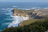 Cape of Good hope, african landscape