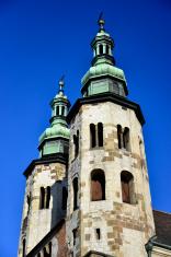 Saint Andrew's Church, Krakow, Poland