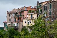 hill houses of Nemi
