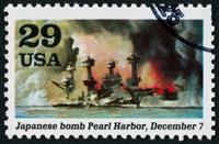 Pearl Harbor Stamp