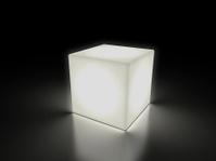 luminous cube