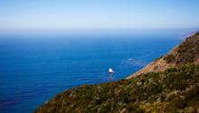 The Pacific Ocean, Big Sur area, California