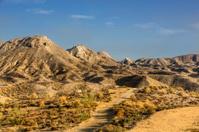 Tabernas Desert in Almer?a