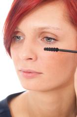 makeup of eyelash