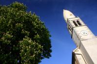 unusual church tower