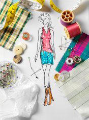 Designers Sketch and Haberdashery