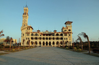 Montaza Palace in Alexandria, Egypt